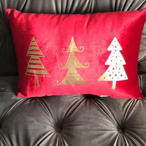 Christmas Accent Pillow